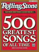 Rolling Stone Easy Piano Sheet Music Classics, Vol 1: 39 Sel