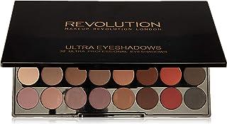 Makeup Revolution Ultra Eyeshadow Palette Flawless 2 Matte Paleta 32 matowych cieni do powiek 16g