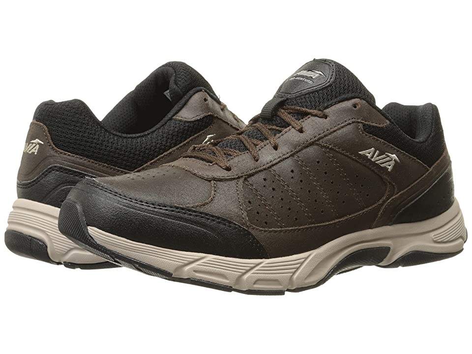 Avia Venture (Dark Chestnut/Black/Stone Taupe) Men