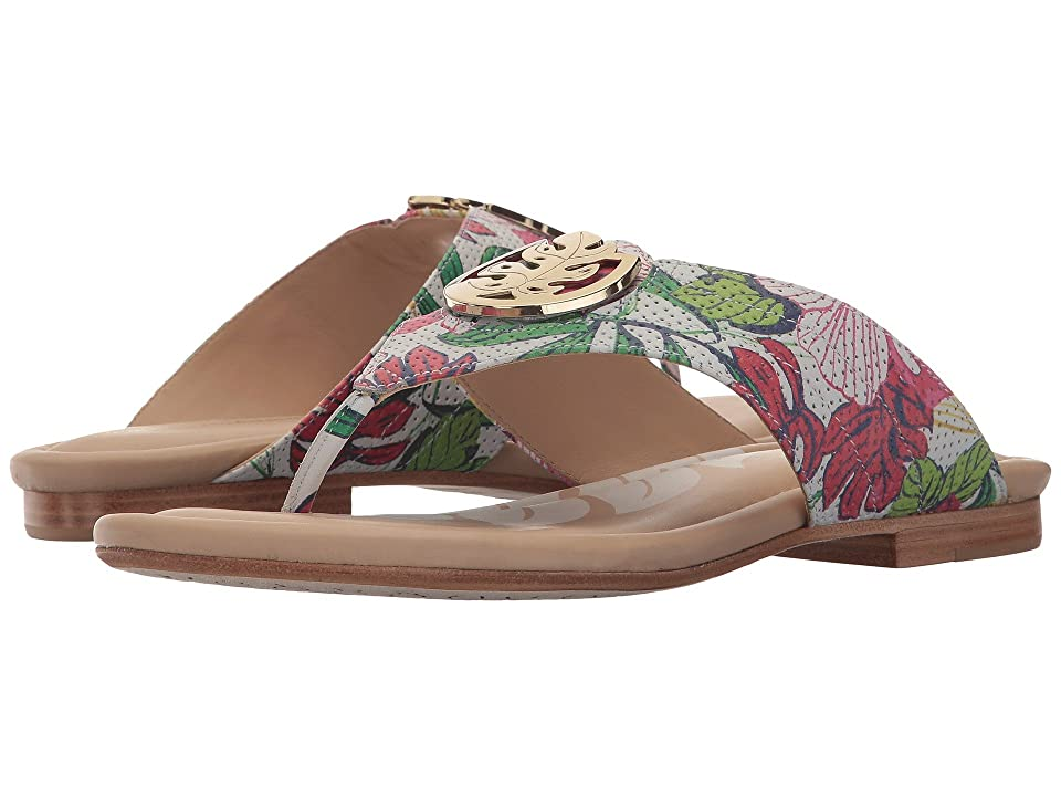 Tommy Bahama Floral Palms (Hibiscus White) Women