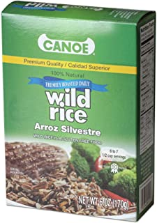 Canoe Wild Rice 6oz