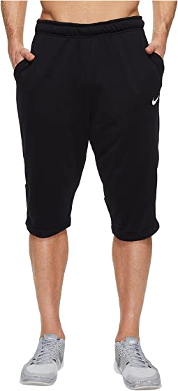 Nike - Dry Fleece Long Training Short