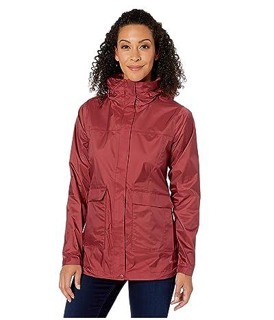 Marmot Ashbury PreCip(r) Eco Jacket (Claret) Women