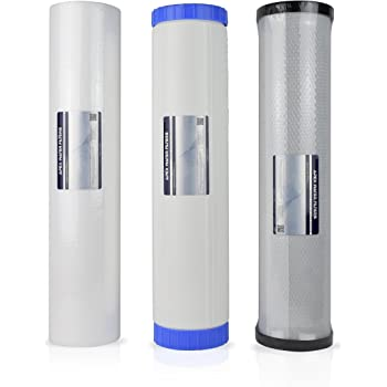APEX RF-3020 Whole House Water Filtration System Replacement Filter Cartridge Pack