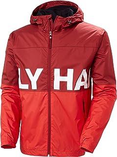 Helly Hansen Seven J Giacca in GRANATINA rosso-resistente all/'acqua cappotto con cappuccio vendita