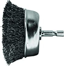 Siglo taladro y herramienta grueso drill Copa cepillo de alambre, 76221