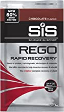 SIS – Science In Sport REGO Rapid Recovery Chocolate – 10 x 50g Sachet Estimated Price : £ 20,33