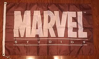 MARVEL RED FLAG BANNER LOGO 3X5FT COMIC BATMAN AVENGERS SUPERHERO WONDERWOMAN