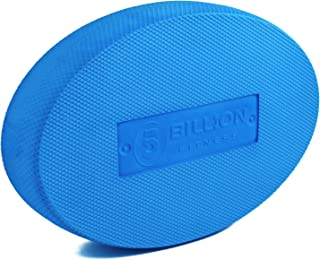 5BILLION Balance Pad - Oval - Exercise Pad & Foam Balance Trainer - Wobble Cushion for Physical Therapy, Rehabilitation, Dancing Balance Training