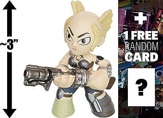"""Raider: ~ 3"""" Fallout X Funko Mystery Minis figura de vinilo + 1última intervensión juegos de video temática cartas coleccionables Bundle [59743]"""