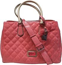 Guess Women's Purse Handbag Flowering Tote Passion Pink