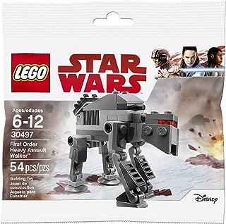 Lego Star Wars: The Last Jedi First Order Heavy Assault Walker (30497) Bagged