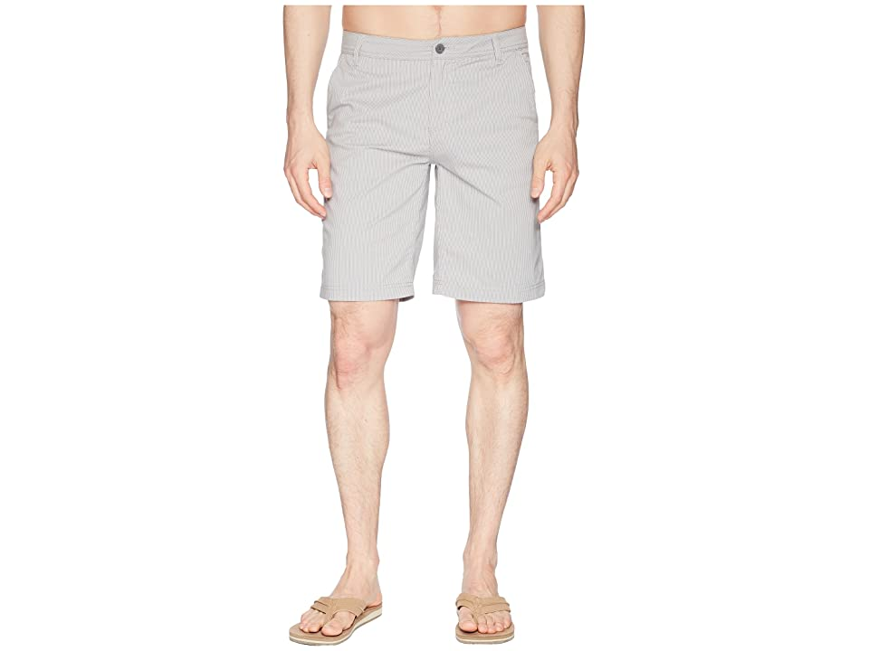 Toad&Co Turnpike Shorts (Chrome Pike Stripe) Men