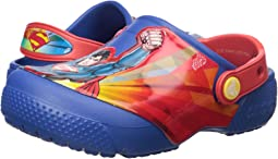 Crocs Kids - FunLab Superman Clog (Toddler/Little Kid)
