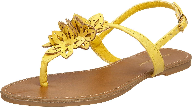 Pierre Dumas Women's Devora 1 Flat Sandal