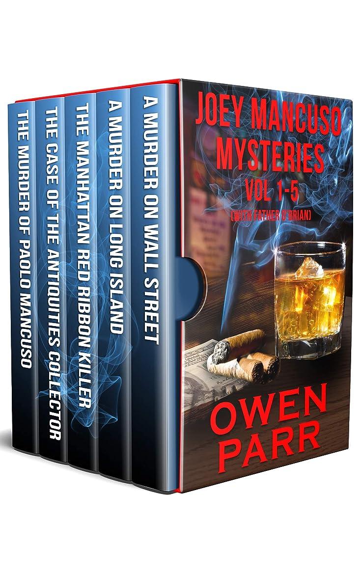 順番コンテンポラリーナイロンJoey Mancuso Mysteries Vol 1-5 (Joey Mancuso, Father O'Brian Crime Mystery Series) (English Edition)