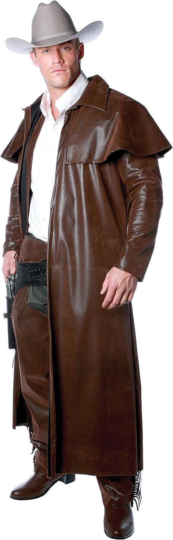 Atlanta Mall Underwraps Costumes Men's Discount mail order Cowboy Coat Duster Costume -