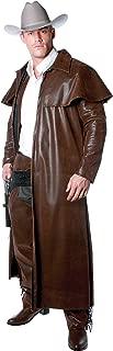 Underwraps Costumes Men's Cowboy Costume - Duster Coat