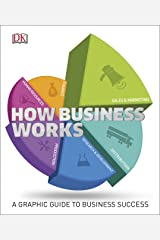 How Business Works: A Graphic Guide to Business Success Kindle Edition