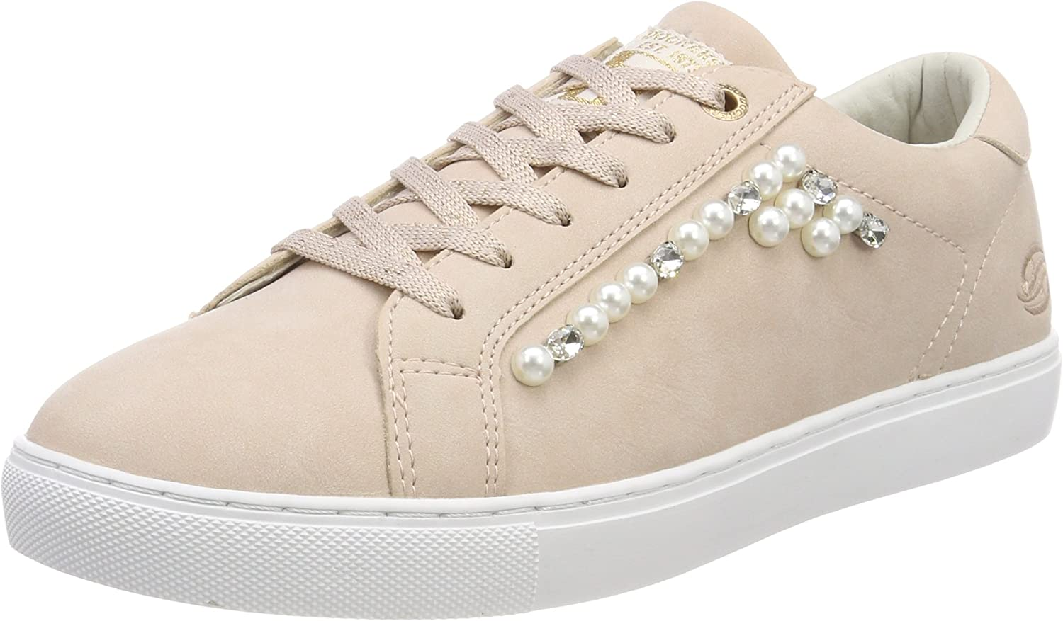 Dockers by Gerli Women's 38pd212-630760 Low-Top Sneakers