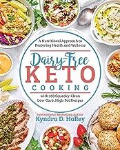 dairy free keto book
