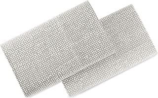 Marimekko Orkanen Pillowcase Pair, Standard Cases, Grey