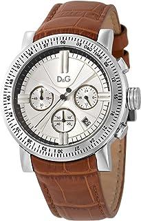 dbd968208 Dolce & Gabbana - Reloj de Caballero, Correa de Piel - Color marrón