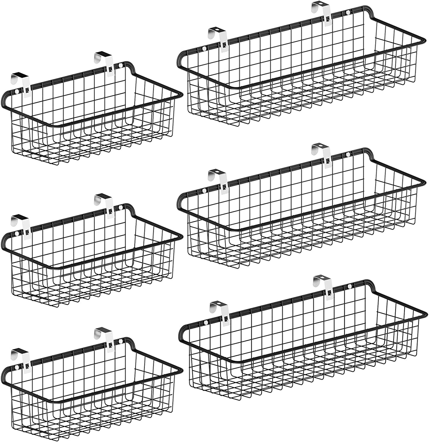 Wall Basket Cambond Metal Ranking TOP3 55% OFF Mounted Storage Wire for Baskets