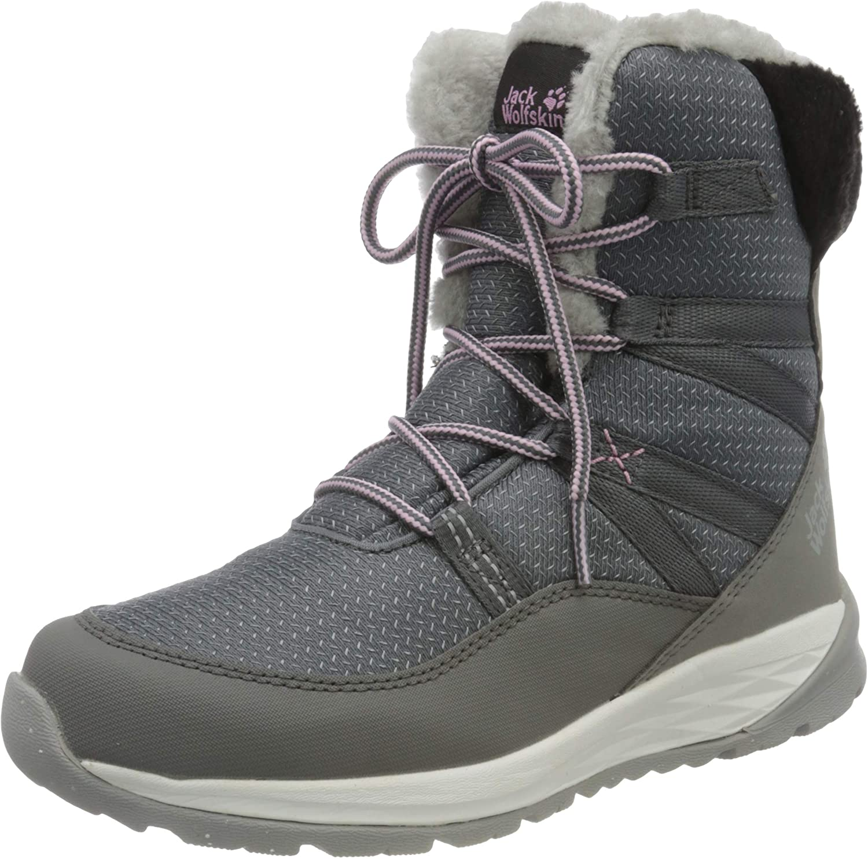 Jack Wolfskin Unisex-Child Polar Wolf Texapore High K Hiking Boot