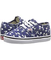 Vans Kids - Authentic x Peanuts (Infant/Toddler)