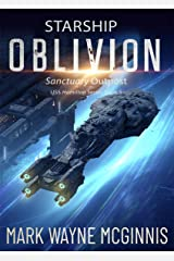 Starship Oblivion: Sanctuary Outpost (USS Hamilton Book 5) Kindle Edition