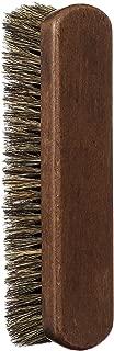 [M.モゥブレィ] 馬毛ブラシ プロ・ホースブラシ ブラウン(イタリア製)