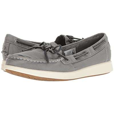 Sperry Oasis Canal Canvas (Grey) Women