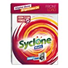 Syclone Matic Front Load Detergent Powder for Washing Machine, 2kg