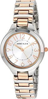 Anne Klein Women's Easy to Read Dial Bracelet Watch, AK/3109