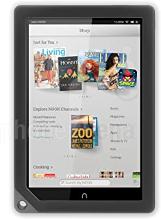 "NOOK HD+ BNTV600 Barnes & Noble 9"" 16GB Wi-Fi Color Tablet Slate"