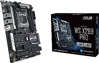 ASUS WS X299 PRO 2066 Intel X299 DDR4 S-ATA 600 ATX Workstation Socket - Black