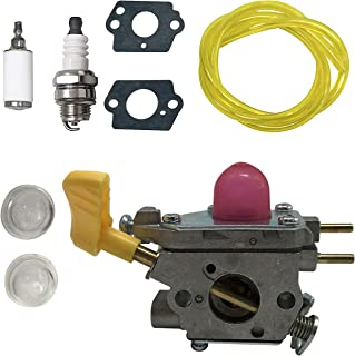 SQX C1U-W45 545180811 Carburetor Tune Up Kit for Poulan BVM210VS SM210VS Leaf Blower