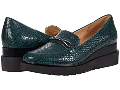 Naturalizer September (Kingfisher Snake Print Leather) Women
