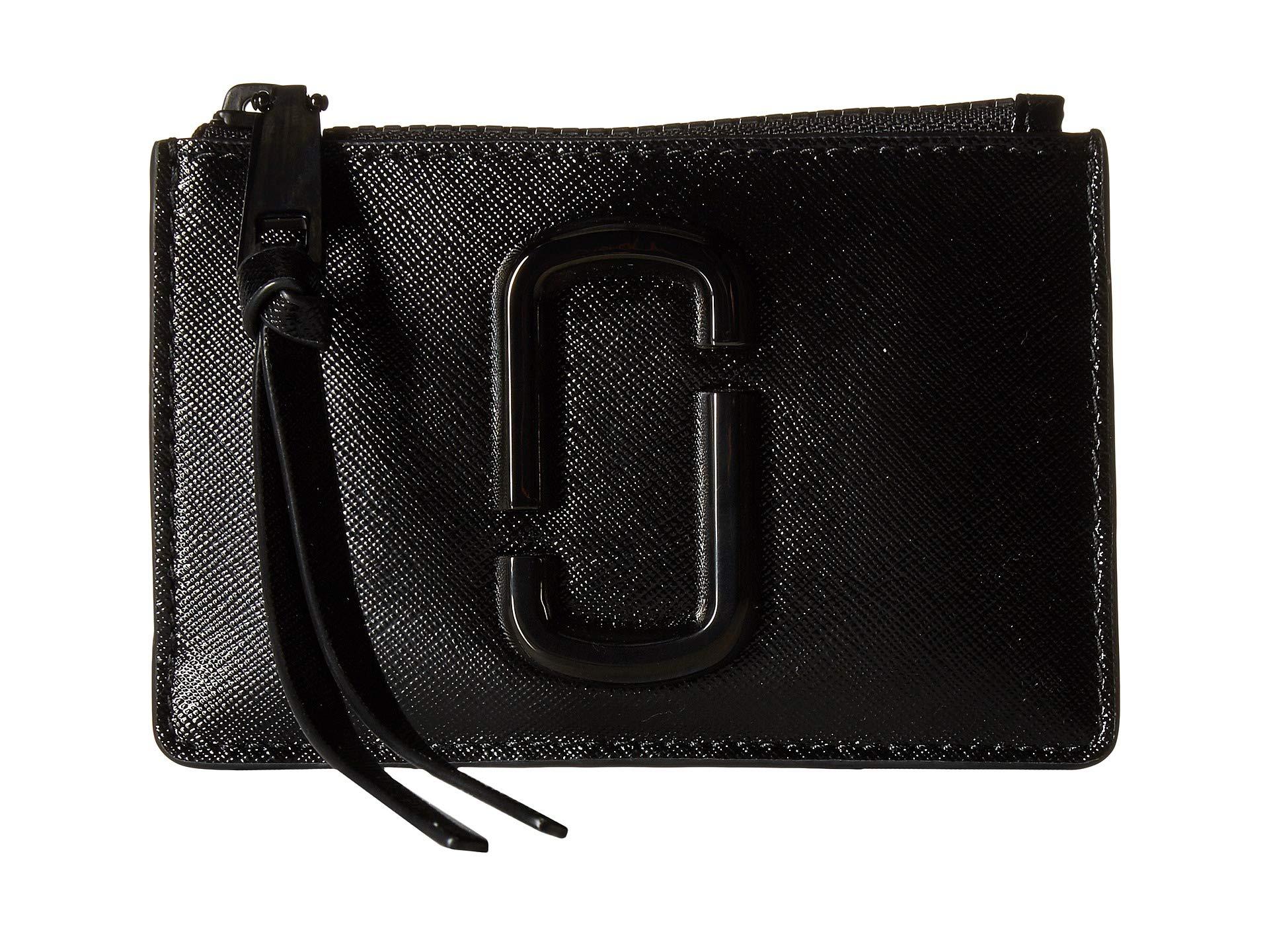 Kendte Marc Jacobs Snapshot DTM Top Zip Multi Wallet at Luxury.Zappos.com LI-28