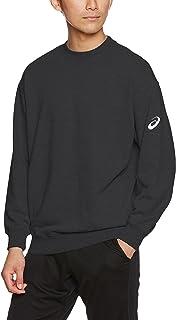[アシックス] バスケットボールウエア スウェットシャツ XB6010 [メンズ] ブラック 日本 L (日本サイズL相当)