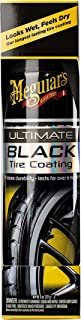 Meguiar's G16008 Ultimate Black Tire Coating, 8 Ounces