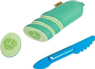 HABA 305047 - Salatgurke, Zubehör für Kaufladen und Kinder