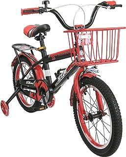 TOYANDONA Cestino Bici per Bambini Modello Dinosauro Plastica Frontale Manubrio Cestino Bici Cestino Scooter per Bambini Ragazzi Ragazze Nero