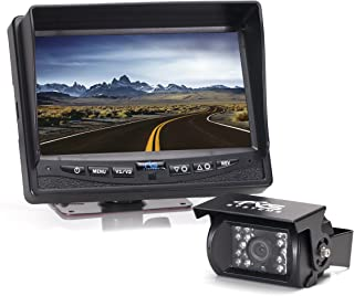 Rear View Safety Backup Camera System with 7