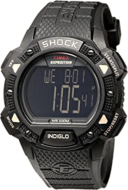 Timex - EXPEDITION® Shock Chrono Alarm Timer Watch