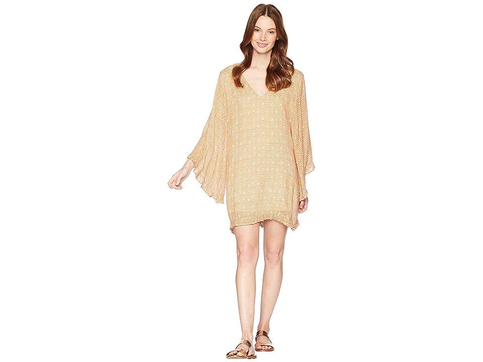 Amuse Society Moon Goddess Dress (Honey) Women