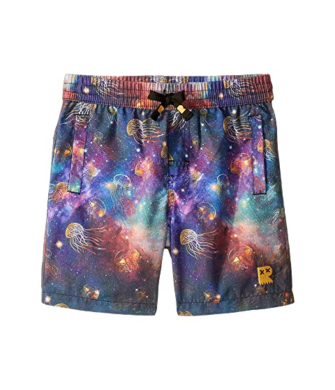 Rock Your Baby Intergalactic Boardshorts (Toddler/Little Kids/Big Kids)