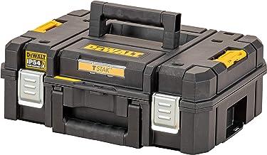 Dewalt DWST83345-1 Gereedschapskist II, (24 l volume, compacte schuimvulling, combineerbaar met andere TSTAK-boxen, veilig...