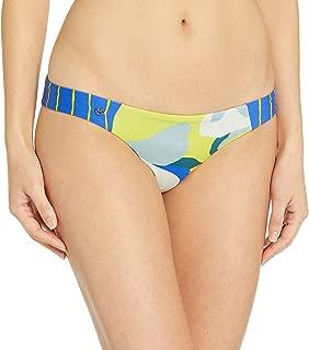 Maaji Womens Flirt Reversible Signature Cut Bikini Bottom Swimsuit Bikini Bottoms